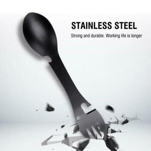 Outdoor-Camping-Hiking-Stainless-Steel-Spoon-Fork-Knife-Multi-function-Cutlery