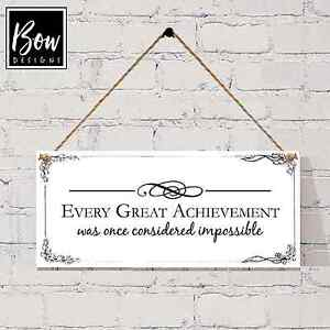 G009-inspirational-quote-sign-034-great-achievement-034-gift-sign-plaque-wall-sign