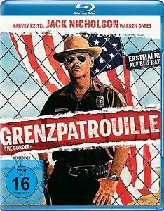 GRENZPATROUILLE, The Border (Jack Nicholson) Blu-ray Disc NEU+OVP - Oberösterreich, Österreich - GRENZPATROUILLE, The Border (Jack Nicholson) Blu-ray Disc NEU+OVP - Oberösterreich, Österreich