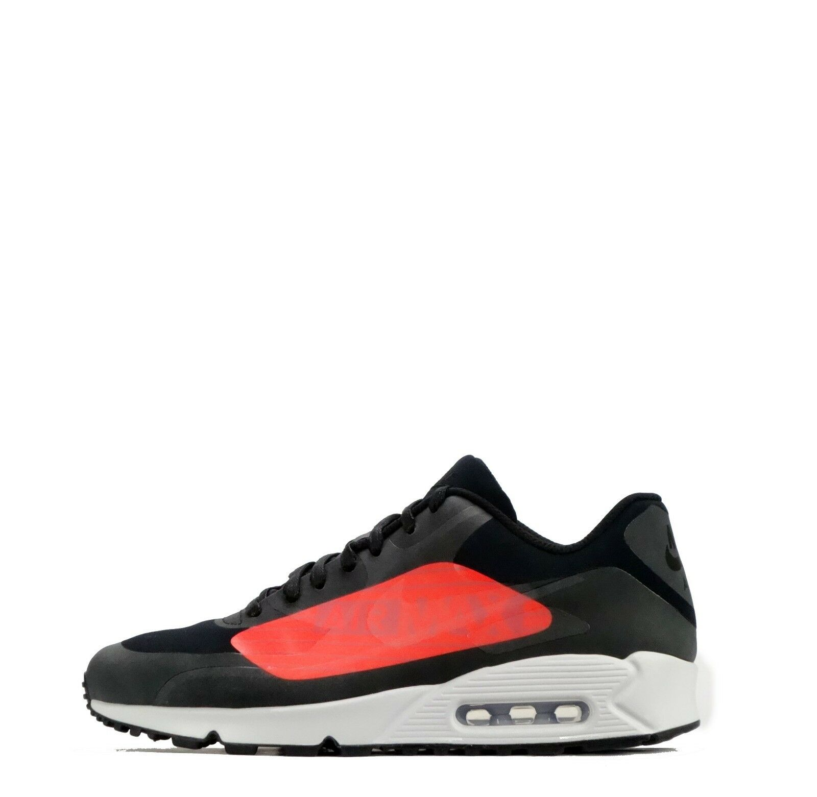 Nike Air Max 90 NS GPX Big Logo Men's Casual Walking Style shoes in Black
