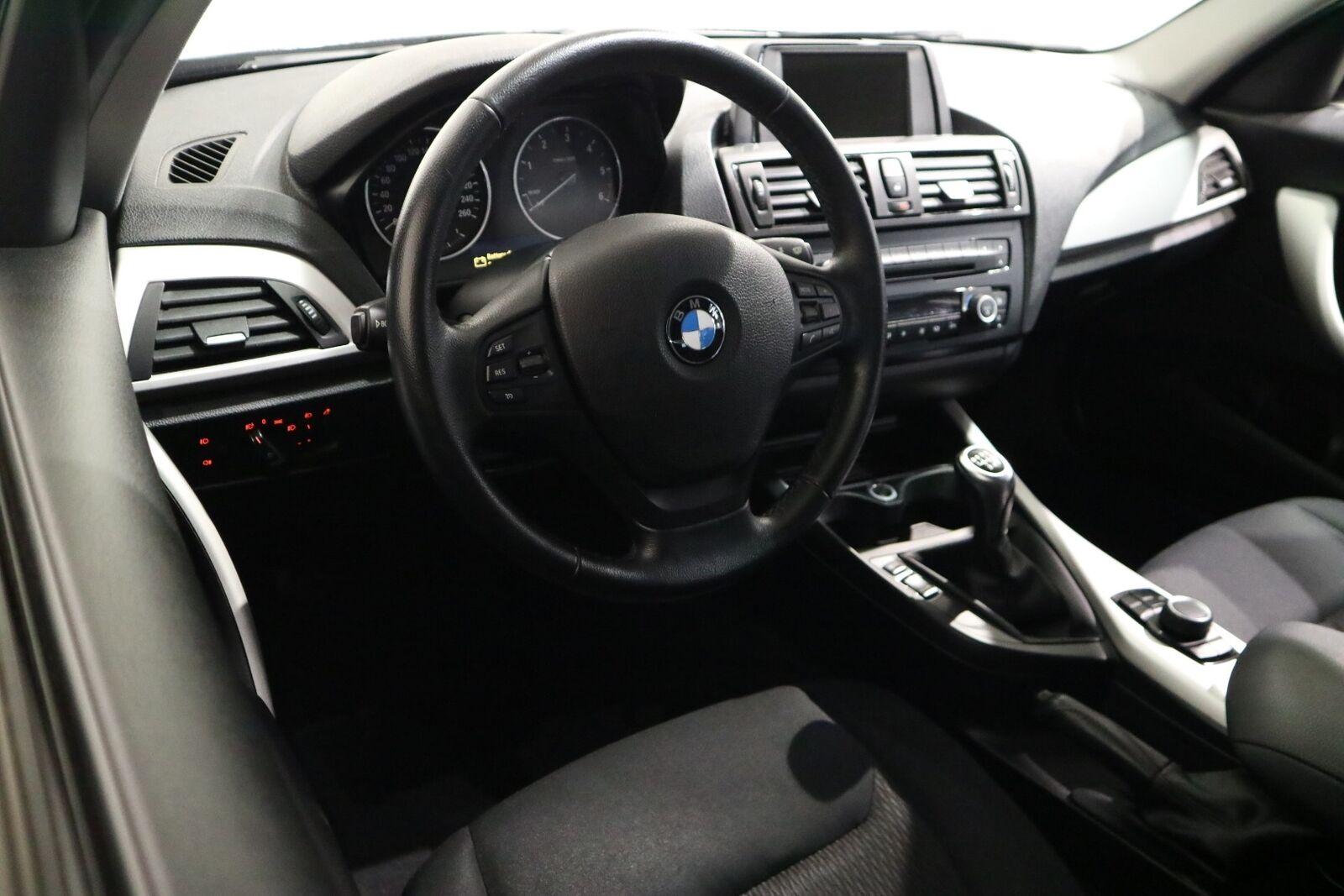 BMW 116d 2,0  - billede 9