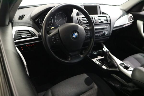 BMW 116d 2,0  billede 9