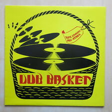 RUPIE EDWARDS ALLSTARS Dub Basket UK 1st press vinyl LP Cactus CTLP107 1975 MINT