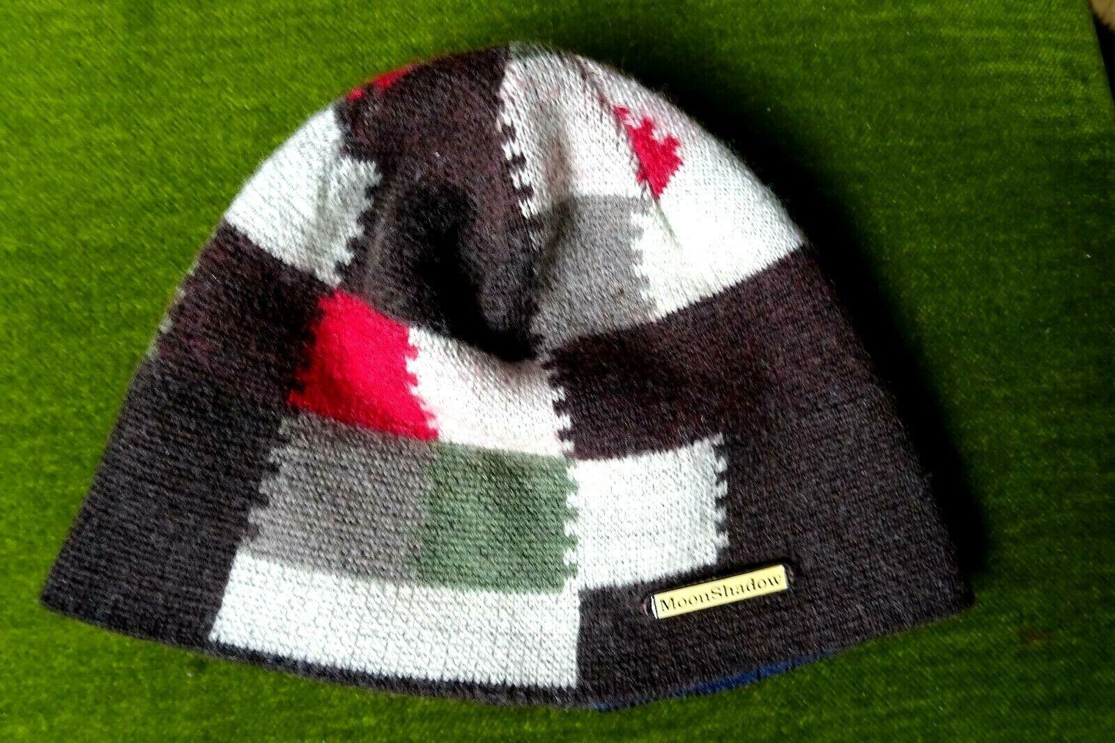 Chice Mütze Cap Docker Beanie MOON SHADOW webähnlicher Feinstrick tolle Muster
