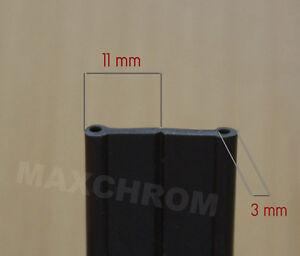10-m-Doppelt-Kantenschutz-3mm-Kederband-Aussenkantenschutz-3X11mm