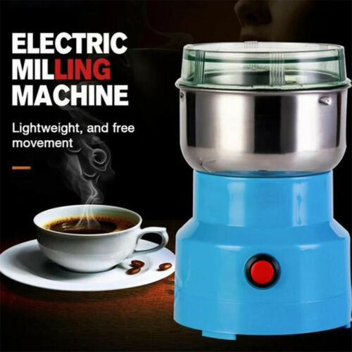 Multifunction Smash Machine Electric Milling Grinder Bean Grinding Kitchen CA