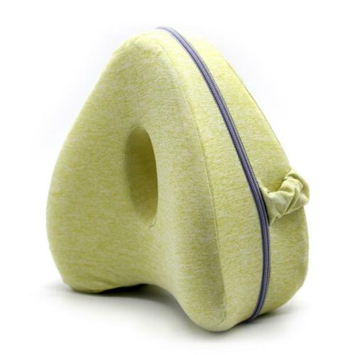 Legacy Leg Memory Pillow Heart-Shaped Back Hips Knees Relief Support Wedge