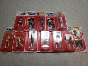 1990 Starting Lineup Basketball Set Break with combined shipping