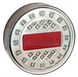 LED-AUTOLAMPS-MAXILAMP-1XRFE-ROUND-REAR-FOG-LIGHT-LAMP-12V-24V