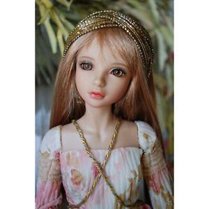 1-4-BJD-SD-Dolls-Pretty-Girl-Female-17-039-039-Resin-Bare-Doll-Eyes-Face-Makeup