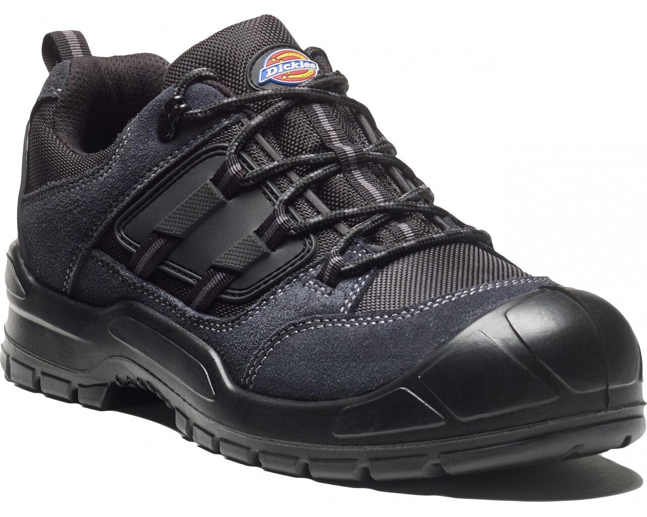 Dickies cotidiano Zapatos de seguridad puntera acero para hombre anti anti anti Scuff 3f6905