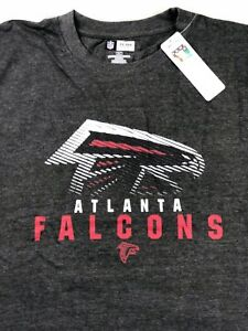 online store fa8ad a8f25 Details about NFL Atlanta Falcons Men's Big & Tall Short Sleeve Graphic T  Shirt 2XLT, Gray