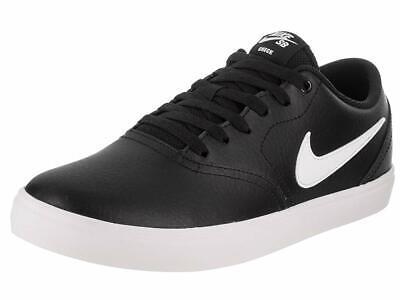 Nike SB Check Solar Men's Black White