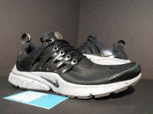e80f169ab916 NIKE AIR PRESTO SP GENEALOGY OF FREE PACK BLACK CEMENT GREY 689800 ...