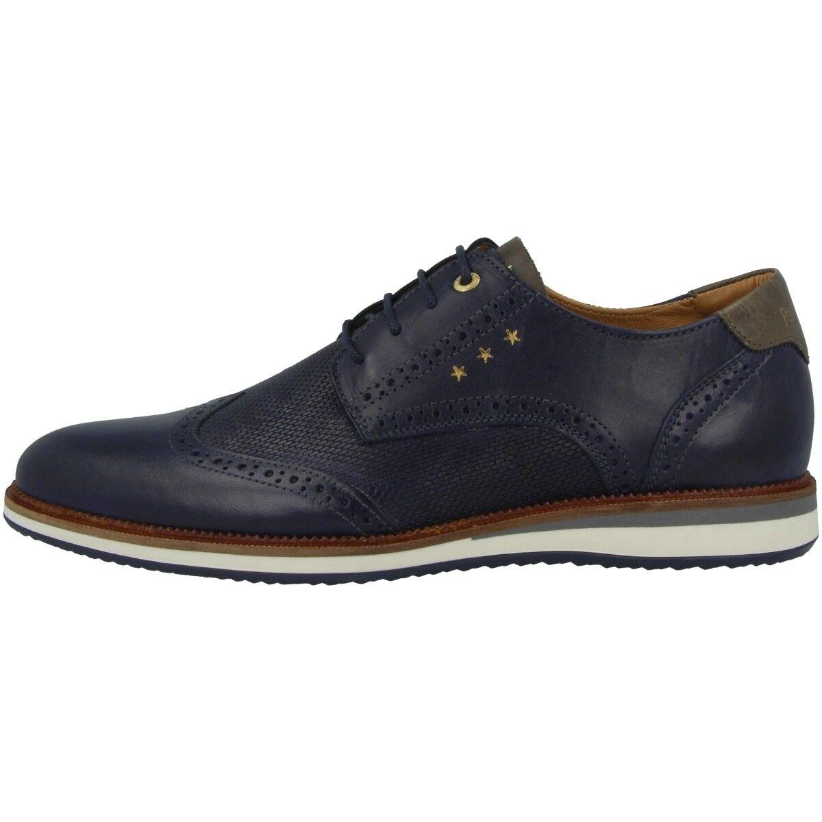 Pantofola D oro Rubicon hombres Low Cut Zapatillas Deportivas Hombre azuls