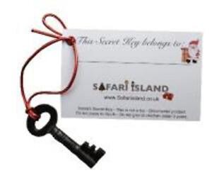 Santa-039-s-Secret-Key-Genuine-Old-English-Metal-Christmas-Gift-Key