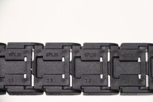 """5 Superpadscheiben 19 /"""" 480 mm für Advance Matador 21 Einscheibenmaschine"""