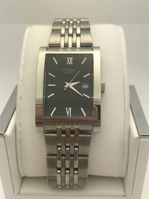 Citizen Watch Mens Stainless Steel Bracelet 27mm Bh1370 51e