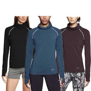 Sprint Jersey larga Nike Dri Fleece mujer para de fit manga IwI1nxB
