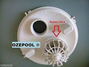 PARAMOUNT-WATERCO-PLATE-SKIMTROL-SP5000-MK-II-NEW-32715-Adj-Auto-Cleaner-Valve