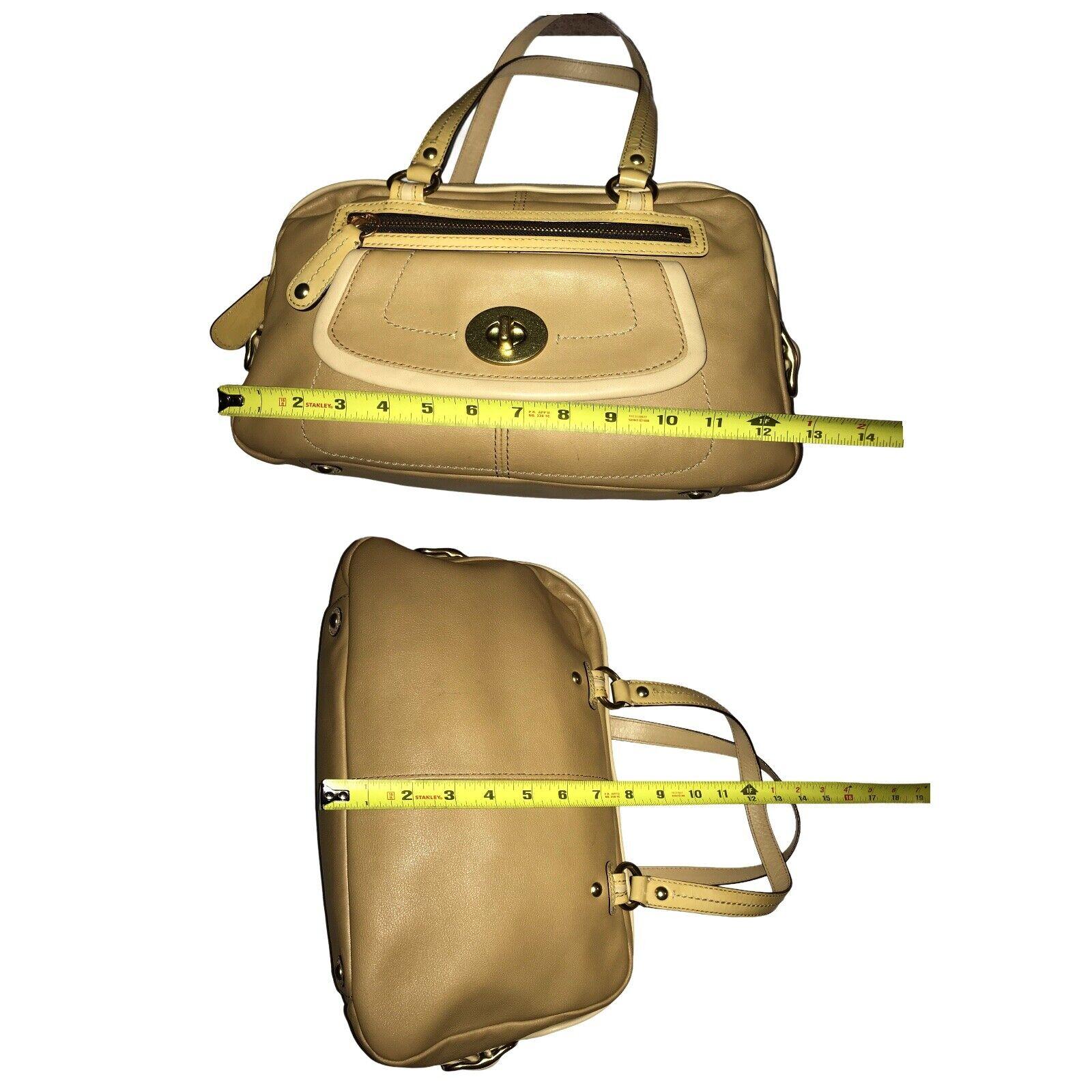 Vintage Bonnie Satchel Bag by COACH - image 4