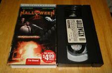 Halloween II (VHS)