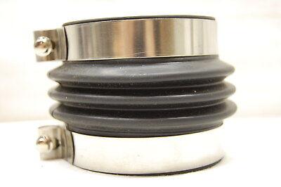 "Spectre 95511 3.5-3.25/"" inch BLACK EPDM RUBBER BOOT COUPLER REDUCER"