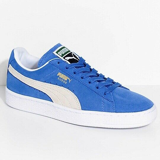 PUMA Suede Classic Shoes Olympian Royal