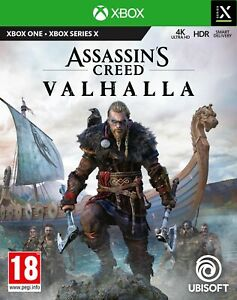 Assassins Creed Valhalla (Xbox One) In Stock Now Brand New Sealed Free UK P&P