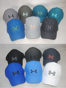 9d83e51e56f New Under Armour Youth Boys UA Blitzing 3.0 Cap 1305457 Stretch Fit ...