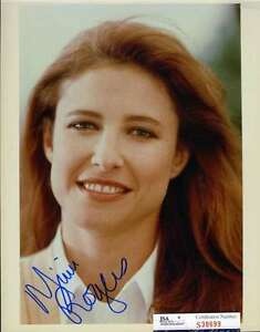 Mimi-Rogers-Jsa-Coa-Hand-Signed-8x10-Photo-Authenticated-Autograph