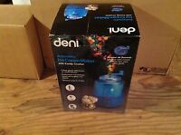 Deni Automatic Ice Cream Maker With Candy Crusher Model No. 5201