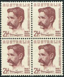 Australia-1949-SG231-2-d-Henry-Lawson-block-MNH