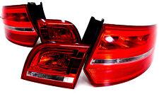 Original Audi A3 8P Sportback Facelift Set LED Rückleuchten Rücklicht A17/17