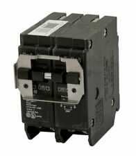 black CUTLER HAMMER BQ250250 NEW QUAD CIRCUIT BREAKER 50//50//50 AMP 120//240 VAC