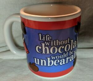 Fannie-May-Mug-3D-Sid-The-Bear-Life-without-chocolate-would-be-unbearable