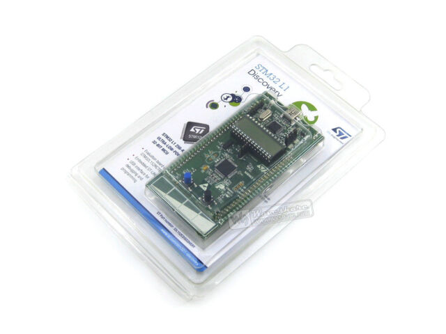 STM32L152C-DISCO STM32 Discovery Kit for STM32L151/152 line STM32L152RC MCU