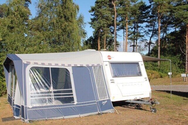 Lille handy campingvogn