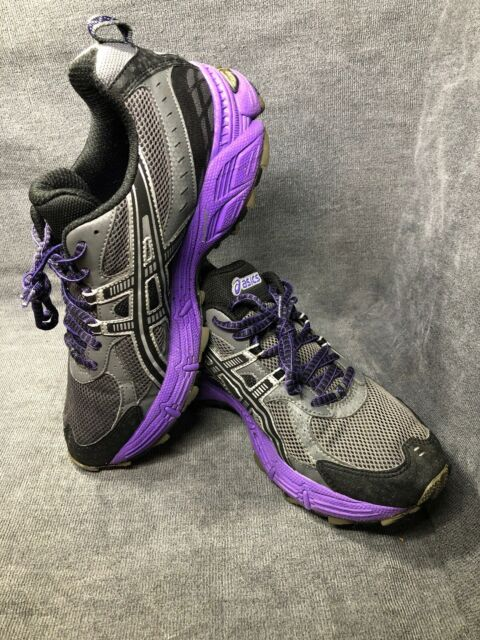 Shop Asics Womens GEL Kahana 8 Trail Running Shoes AHAR Sole