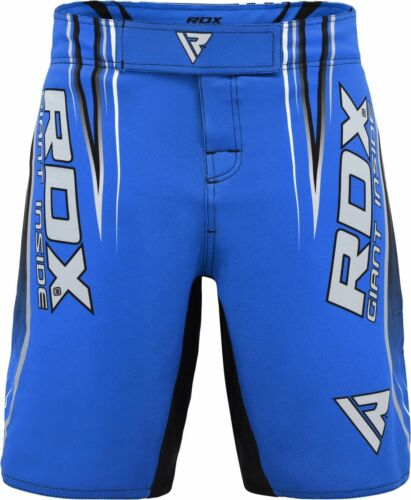 RDX MMA Shorts Kurze Kampfsport Kickboxen Grappling Training Hose BJJ Freefight