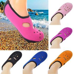 Kids-Adults-Neoprene-Swimming-Diving-Socks-Snorkel-Surfing-Water-Shoes-Anti-Slip