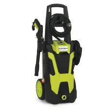 Premium 3000 Psi 1.7 Gpm Electric Pressure Power Washer w/ Hose Detergent Tank