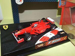 Hot Wheels Formel1 Ferrari F300 Michael Schumacher #3 1998 1:18 *OVP*
