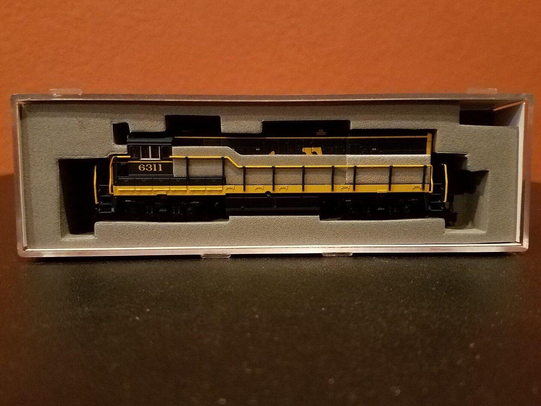 Escala N Atlas  45991 U23B Locomotora Santa Fe  6311 Nuevo