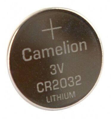 Contemplativo 10x Camelion Lithium Battery Cr2032-bp5 Knopfzellen Lithium Batterie 3volt