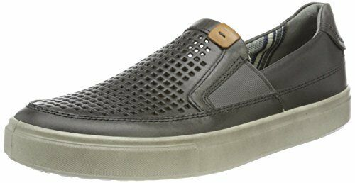 ECCO Uomo Kyle Perforated Slip On Fashion Sneaker- Pick SZ/Color.