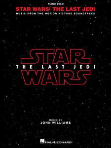 Star wars the last jedi piano book