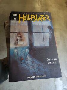 PLANETA DeAGOSTINI dc comics vertigo JOHN CONSTANTINE HELLBLAZER n° 2