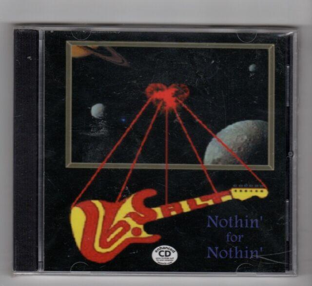 (HY64) LB Salt, Nothin' For Nothin' - Sealed CD