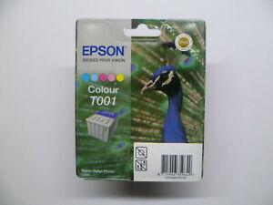Original-Epson-T001-Color-Stylus-Photo-1200-Boxed-Date-10-2016